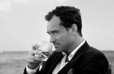 Jude Law stars in the latest film for JOHNNIE WALKER BLUE LABEL