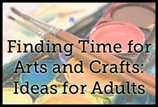 Adult Arts And Crafts Ideas