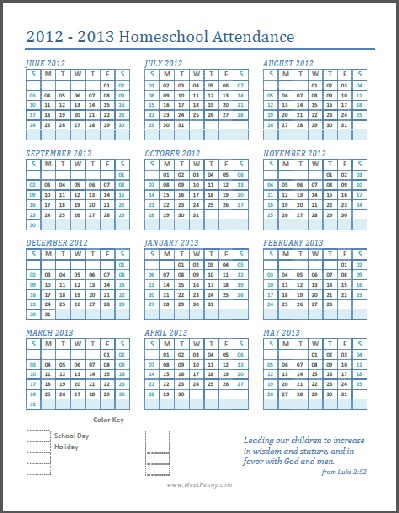 Attendance Calendar Templates - Resume Template Sample - attendance calendar templates