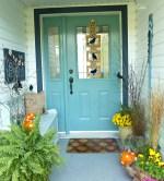 Front Porch Halloween Decor DIY