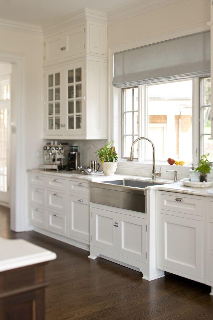 farm kitchen sinks styles kitchen sink styles Stainless Steel Farmhouse Style Kitchen Sink Inspiration The