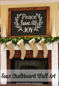 15 Festive Christmas Decor and DIY Ideas {Work it ...