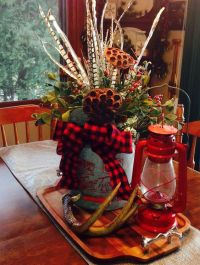 Rustic Natural Cabin-Chic Christmas Style Series   The ...