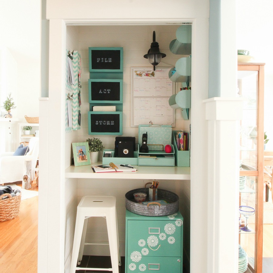 Home Organization 20 Fabulous Command Centers
