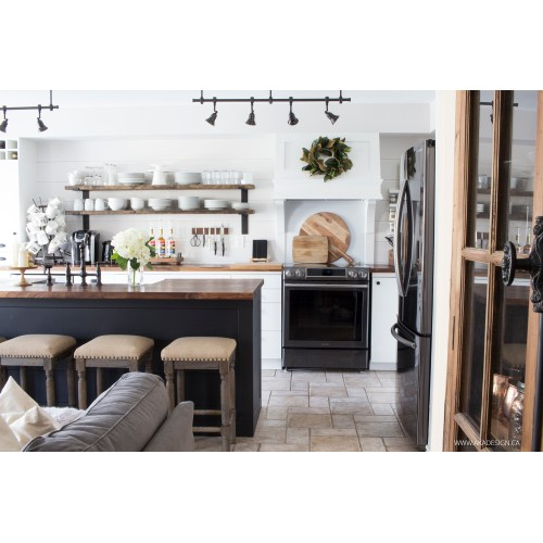 Medium Crop Of Gray And White Kitchen