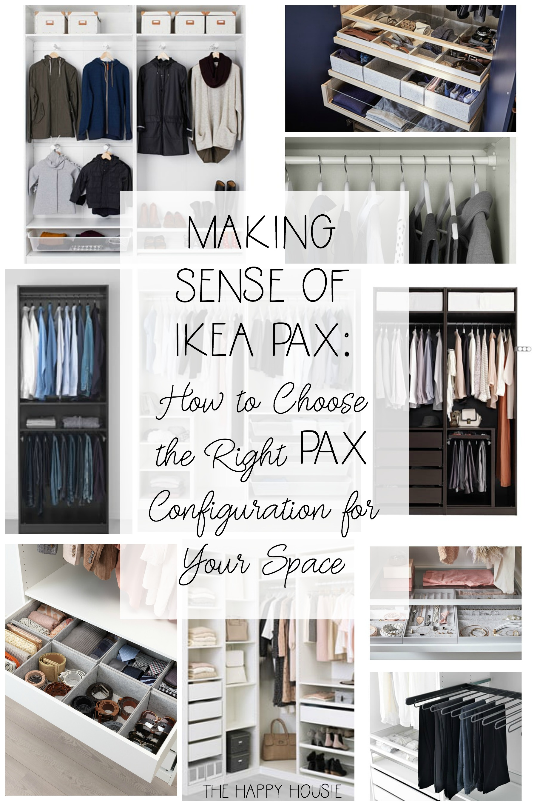 Ikea Wardrobe Tidy Making Sense Of Ikea Pax How To Choose The Right Pax