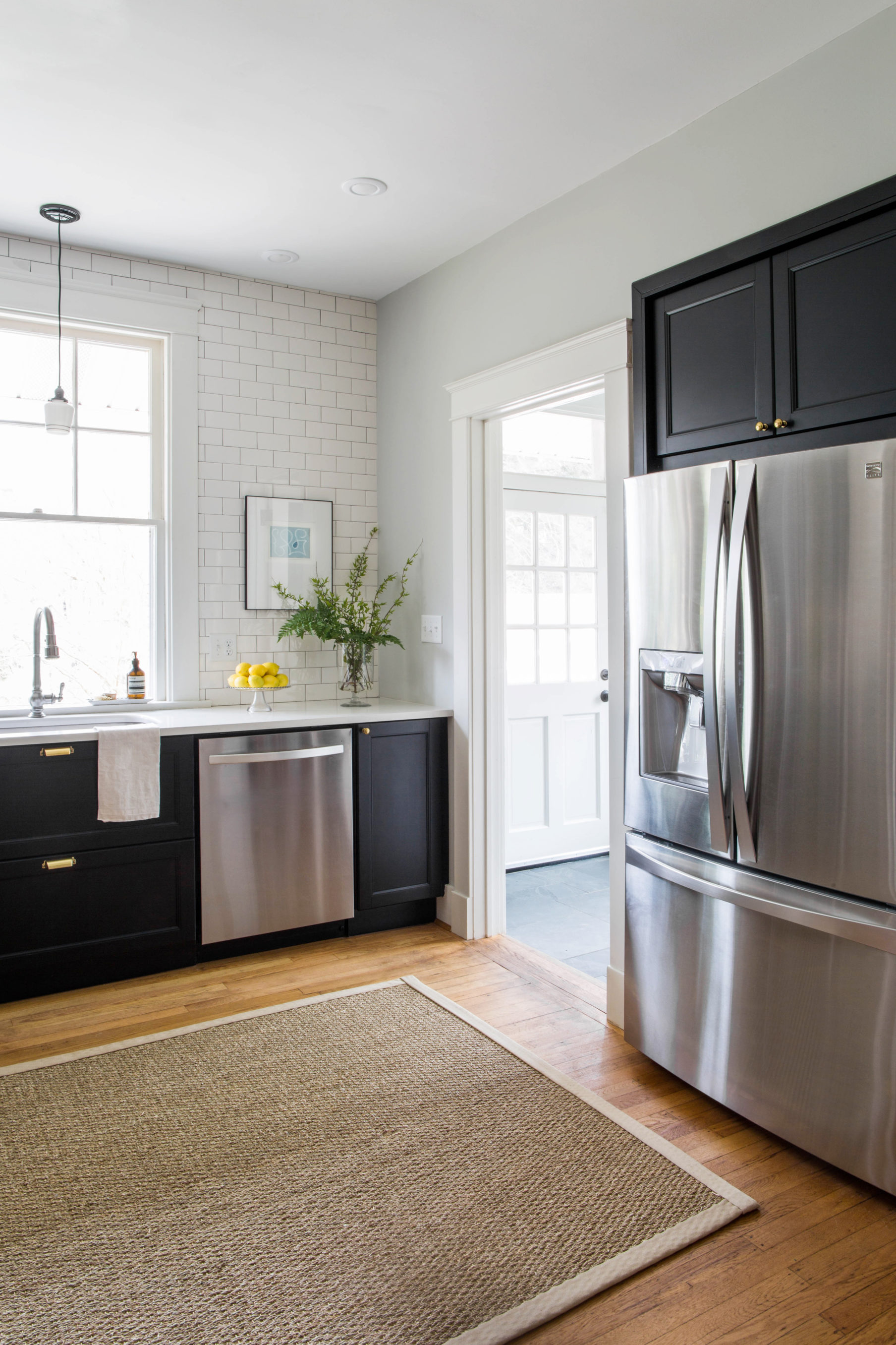 Kitchen Design Store Knoxville Tn A Kitchen And Breakfast Nook With Open Door Architecture The Happy