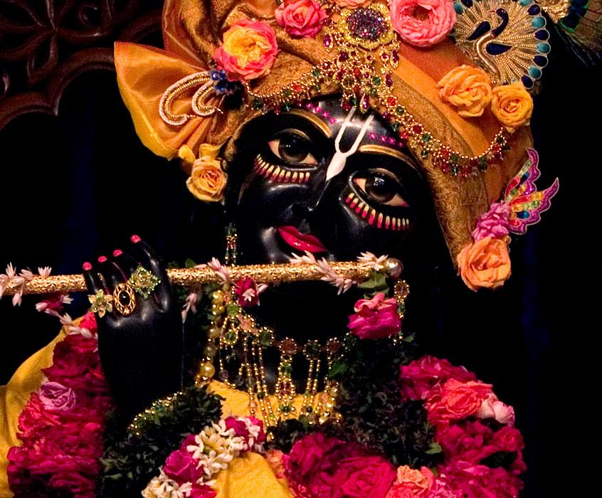 Falling Down Wallpaper Radha Madhava The Hare Krishna Movement