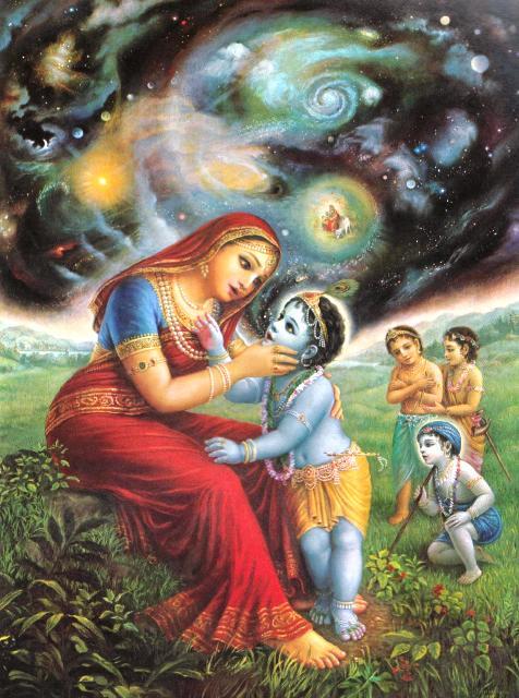 Baby Krishna Wallpaper 3d Damodara The Hare Krishna Movement
