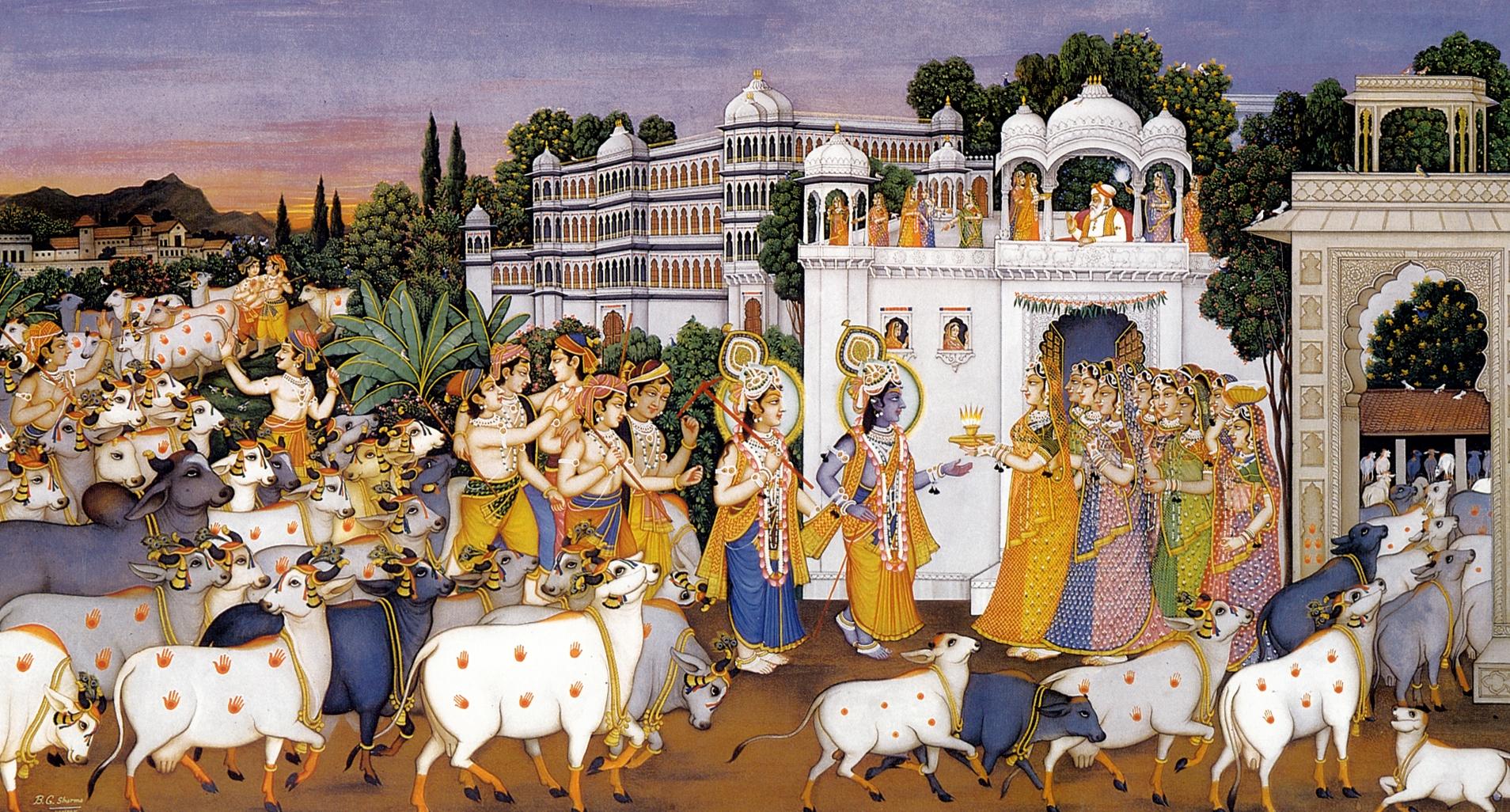Best Radha Krishna Hd Wallpaper February 2014 The Hare Krishna Movement