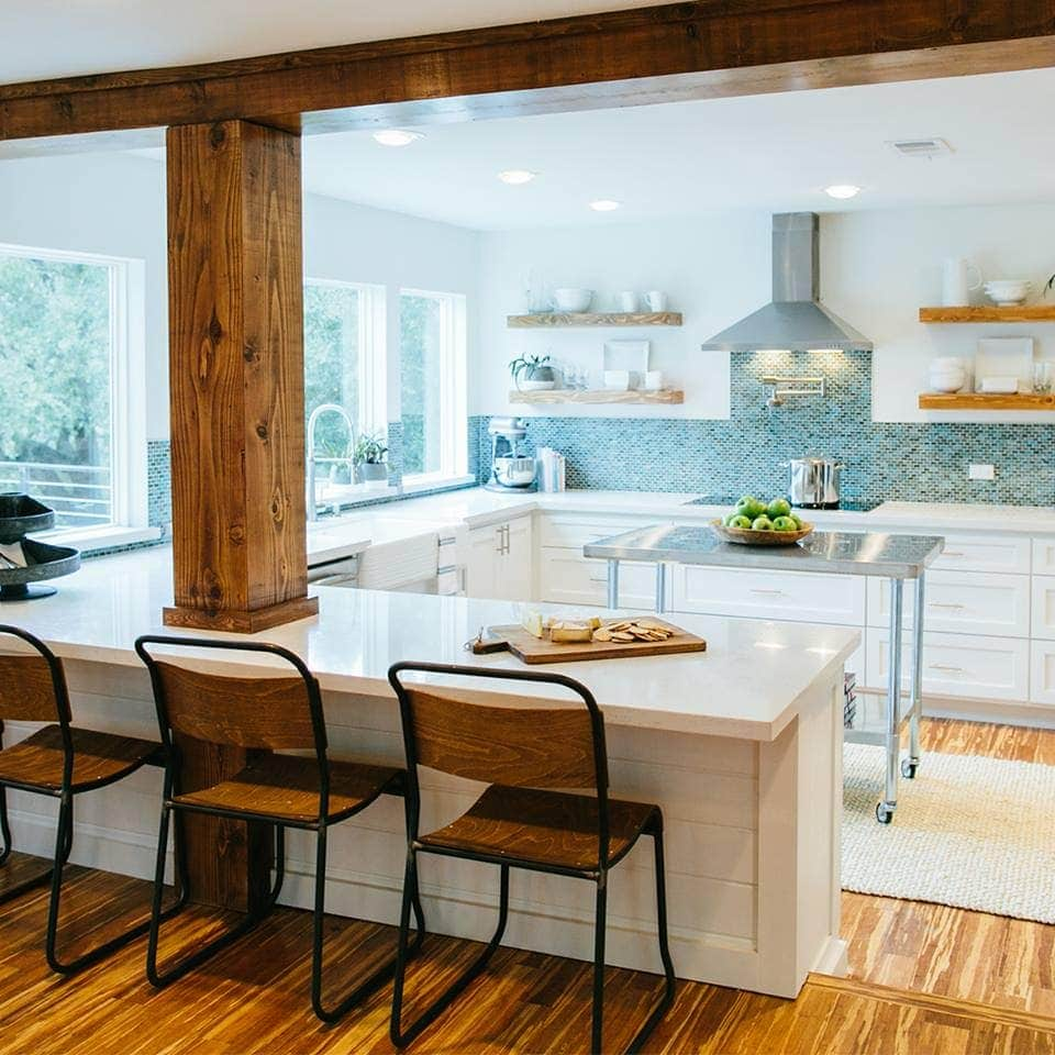 How to add quot fixer upper quot style to your home kitchens part 1 the