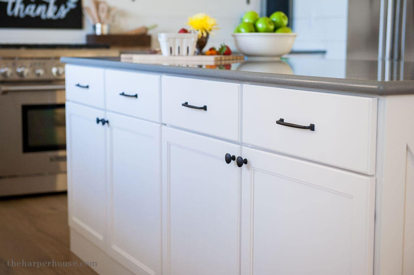 Handles And Knobs For Kitchen Cabinets Kitchen Hardware 27 Budget Friendly Options The Harper