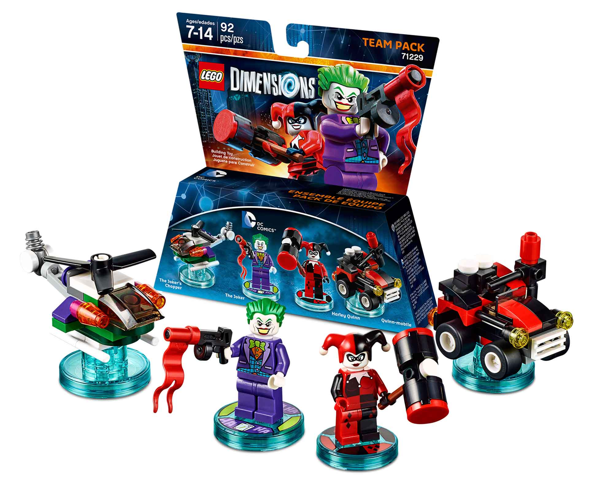 Toy Story Toys Argos Doc Brown Announces New Lego Dimensions Figures Including
