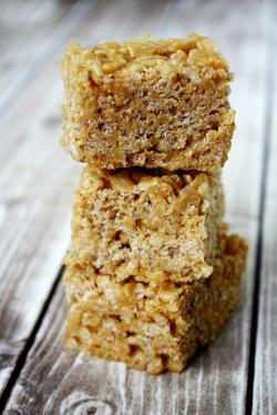 Cushty Home Peanut Butter Rice Krispie Bars Without Corn Syrup Peanut Butter Rice Krispie Bars Calories Vegan Peanut Butter Rice Crispy Treats Healthy Family