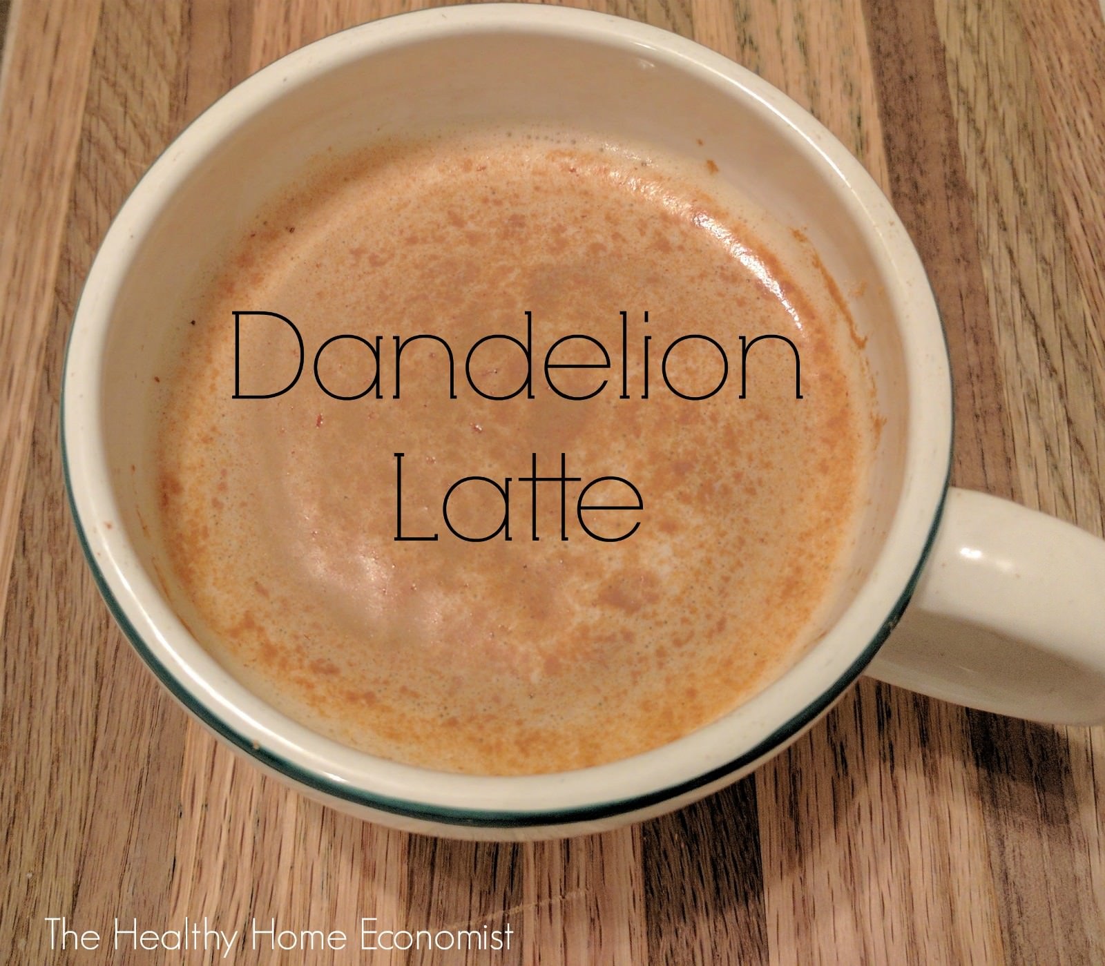 What Is A Coffee Latte Dandelion Coffee Latte Recipe