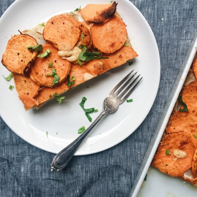 Sweet Potato and Cauliflower Gratin 3