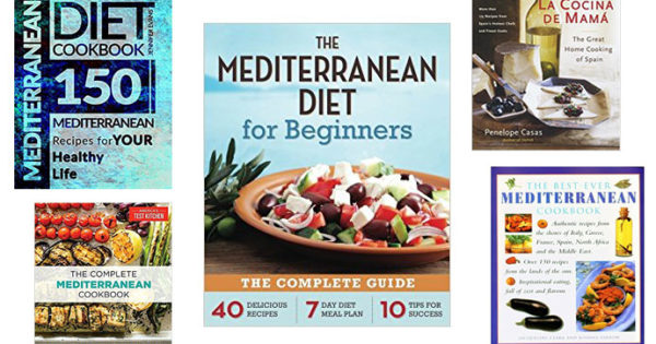 Best Mediterranean Diet Books 2017