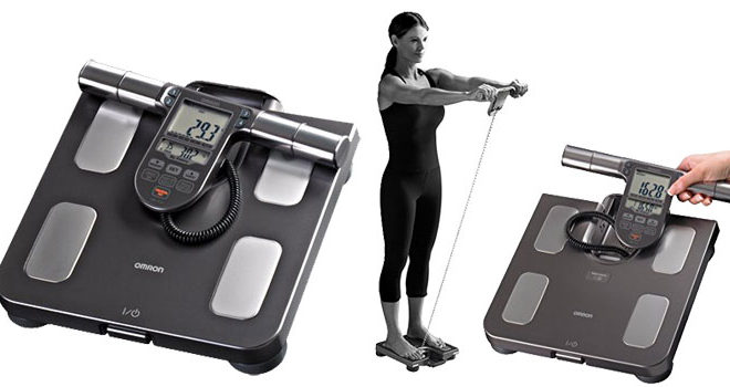 Omron HBF-514C Full Body Composition Monitor