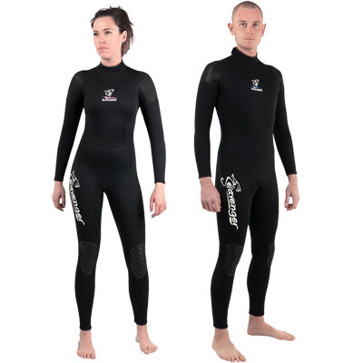 Seavenger Men and Women Full Suit