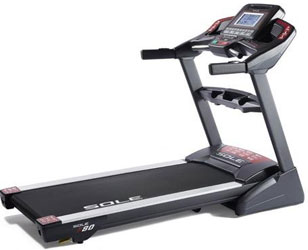 Sole F80 treadmill 2017 model