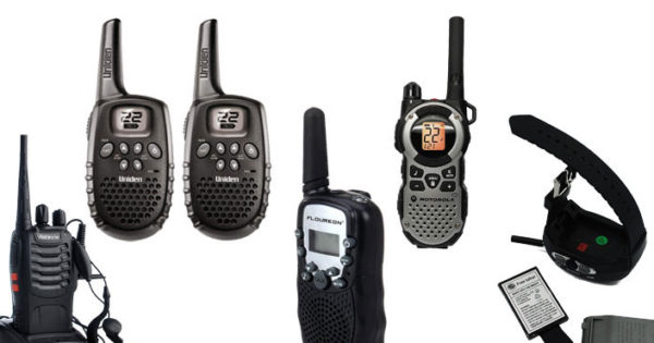 Top 5 Best Walkie Talkies For Hiking