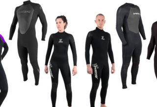 Top 5 Best Wet Suits