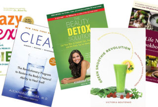 Top 5 Best Detox Diet Books