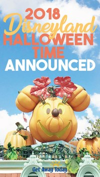 Mickey's Halloween Party Dates + Tickets Plus Disneyland ...