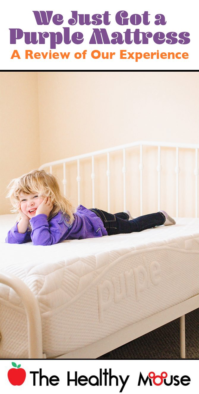 Purple Mattress Review We Just Got A Purple Mattress A Review Of Our Experience The