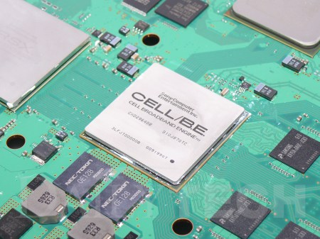 New Cell Processor Playstation 3