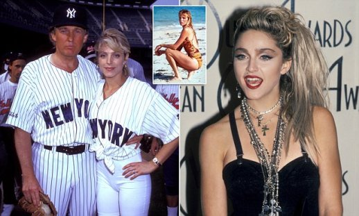 Donald Trump's NY vs Hollywood All-Star Game - June 6, 1992