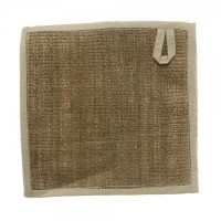 Hemp Mat - Natural