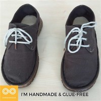 IBSEN GLUE-FREE HANDMADE ORGANIC COTTON SHOES
