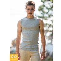 ORGANIC COTTON YOGA TANK TOP