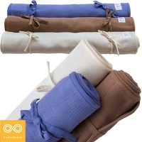 PRANA ORGANIC COTTON-HEMP YOGA MAT