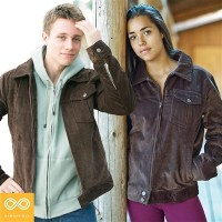 TOFINO ORGANIC COTTON CORDUROY JACKET