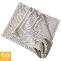 BERESFORD 100% HEMP KNIT BATH TOWEL (30 in X 50 in)