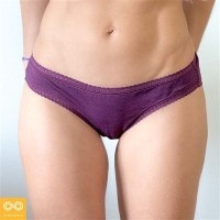 RIO ORGANIC COTTON LADY'S LACE BIKINI