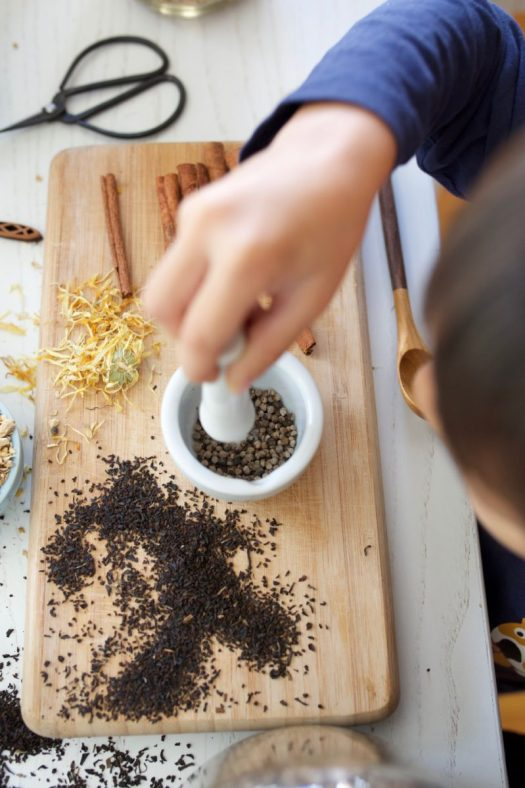5 Child-Friendly Herbs For Topical Use | Herbal Academy | Looking for simple-to-make remedies for your kids? Here's 5 child-friendly herbs for topical use to help you do just that!