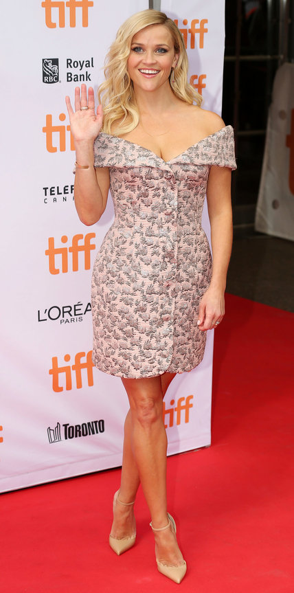 Reese Witherspoon in Ulayana Sergeenko- 2016 Toronto International Film Festival Best Dressed by The He Said She Said Experience