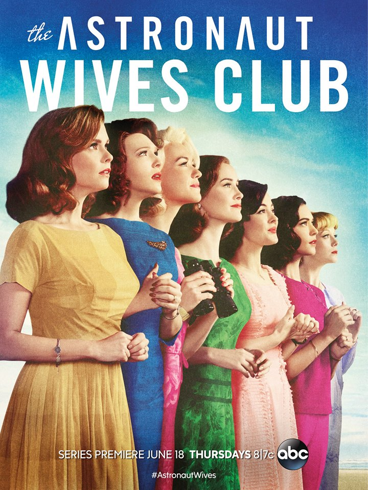 Fashion Desk: The Astronaut Wives Club