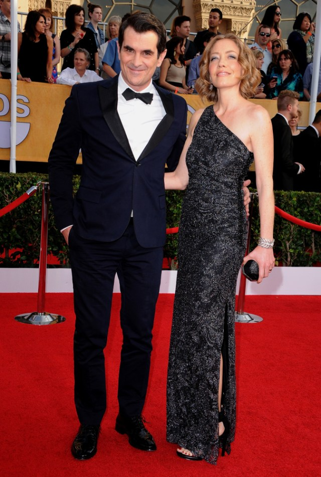 The He Said She Said Experience- 2014 SAG Awards Best Dressed- Ty Burrell