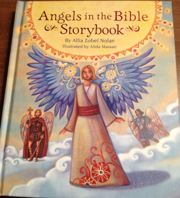 Angels in the Bible Storybook- Book Review by The He Said She Said Experience