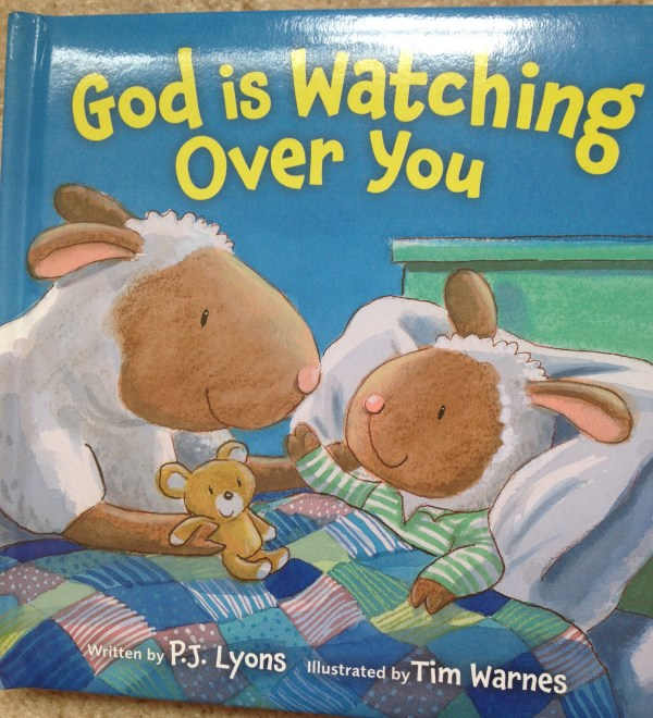 God is Watching over You by P.J. Lyons: Book review by The He Said She Said Experience