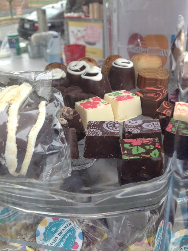 The Candy Drawer Confectionary- Best Bites at 5th Annual Taste of Vienna by The He Said She Said Experience