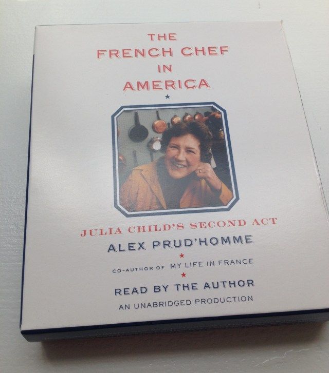 The French Chef in America: Book Review by The He Said She Said Experience