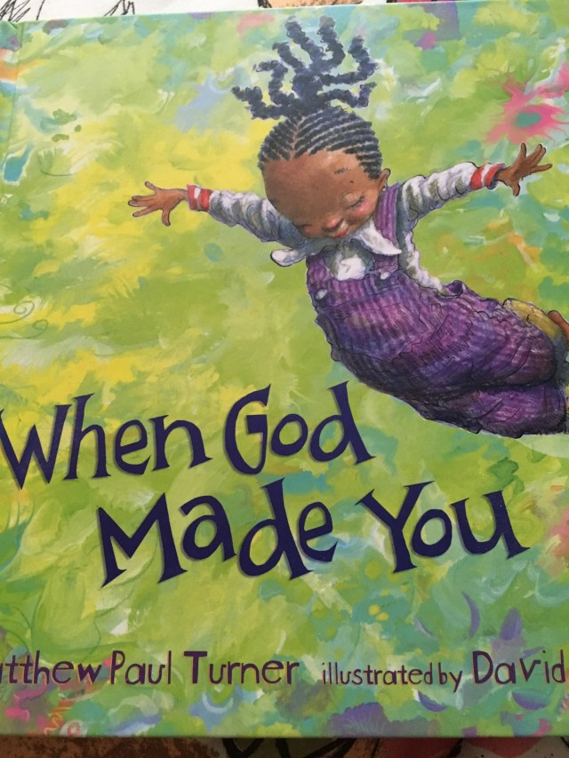 When God Made You: Book Review by The He Said She Said Experience