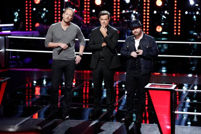 The Voice Season 9 Fantasy League- After the Battle Rounds by The He Said She Said Experience