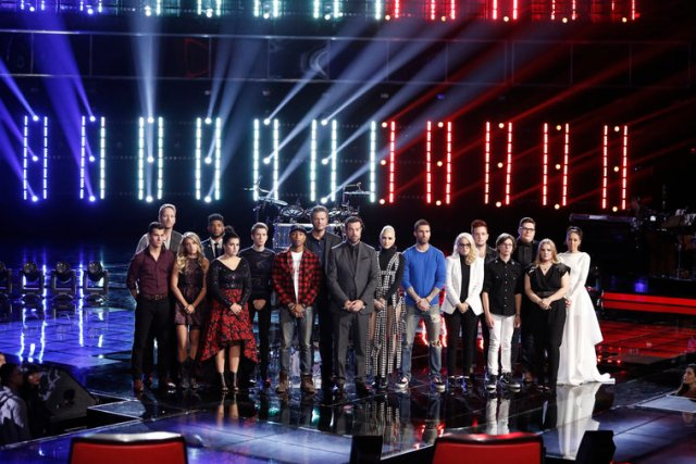 The Voice Season Nine Fantasy League: The Top 12- The He Said She Said Experience