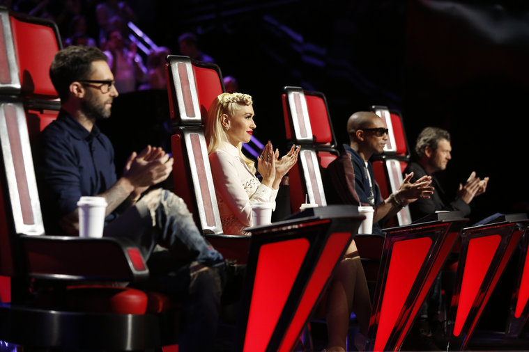 The Voice Season Nine Fantasy League: Live Top 11 Performances
